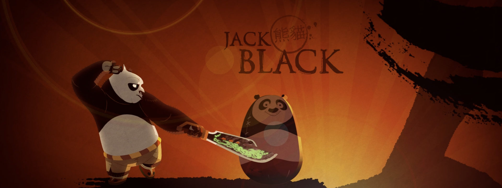 Kung Fu Panda Title Sequence Watch The Titles