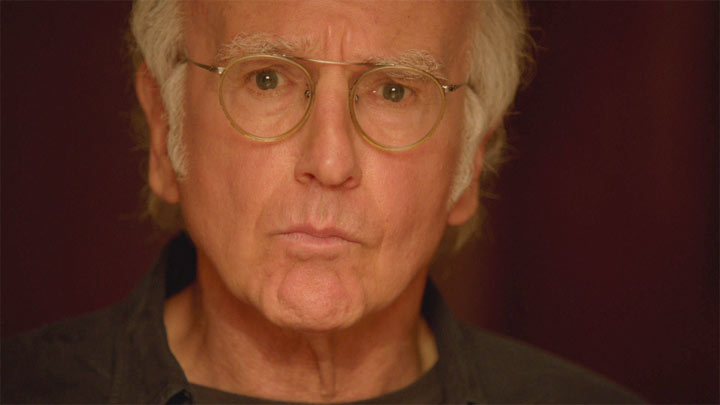 Clear History title sequence, Larry David