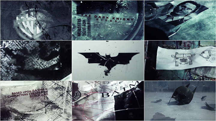 The Dark Knight Rises (stills)