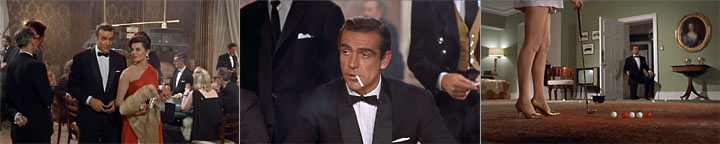 Dr. No - A Schizophrenic sequence