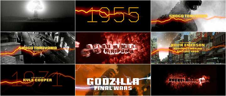 Godzilla: Final Wars (stills)