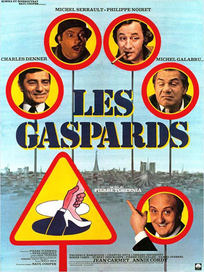 Les Gaspards (movie poster)