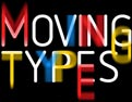 Moving Types logo
