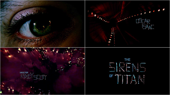 The Sirens of Titan (stills)