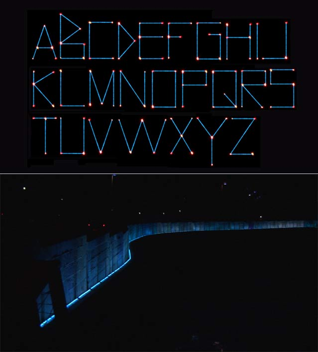 The Sirens of Titan (typeface)