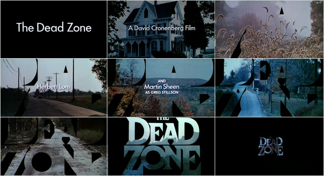 The Dead Zone (stills)