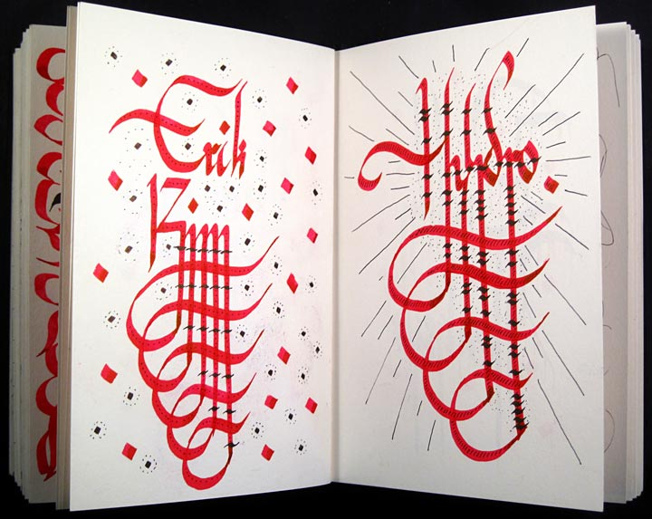 Visual Arabia 2013 - Typography by Carlos Engel