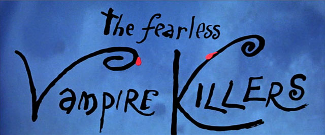The Fearless Vampire Killers (still)